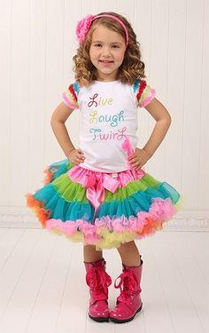 Live Laugh Twirl ~ love!