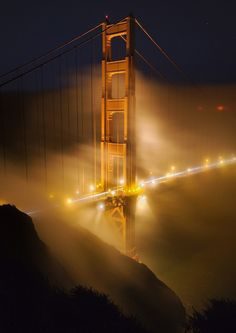 The BEST Photos of San Francisco covered with FOG - 11 PHOTOS