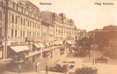 1922 Bucharest Romania, Timeline Photos, Time Travel, Tourism, Louvre, Street View, Victoria, Memories, Dan