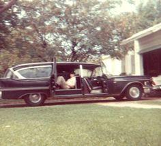 1968 hearse