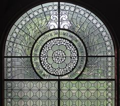 http://25.media.tumblr.com/tumblr_m98p9a4iE11rbozcoo8_r1_1280.jpg  Windows of the Anne & Jerome Fisher Fine Arts Library, University of Pennsylvania  Philadelphia, PA