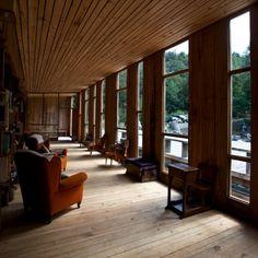 Obra: Lodge La Baita Arquitectos: Gubbins Arquitectos, Polidura + Talhouk Arquitectos – Pedro Gubbins, Victor Gubbins, Antonio Polidura, Marco Polidura, Pablo T