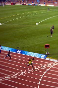 Sport::David Burnett | Photographer  If sports where filmed the way that David…