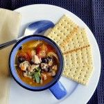 Turkey and Blackbean Soup - Rock Recipes
