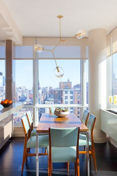 Dining Photos Modern Retro Furniture Design Ideas, Pictures, Remodel, and Decor - page 10
