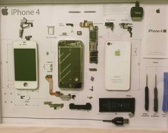 Smartphone, Nintendo Consoles, Iphone 4s, Apple Iphone, Transformers, Projects, Iphone 4