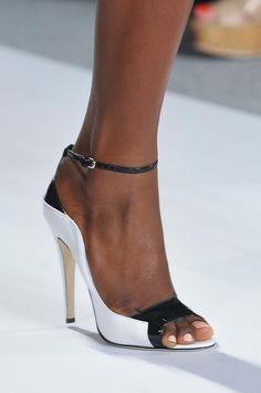 Dennis Basso SS 2014/ Shoes