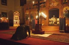 Glory to God for All Things - Orthodox Christianity, Culture and Religion, Making the Journey of Faith