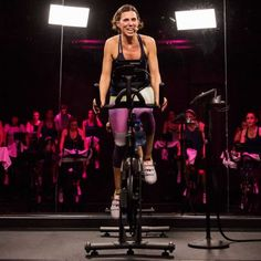 New NYC Indoor Spin Studio Makes You a Star