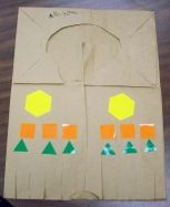 Thanksgiving Crafts... I remember making an Indian vest when I was in elementary school!