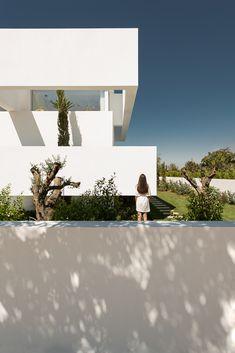 Cinco terrazas y un jardín,© Ricardo Oliveira Alves