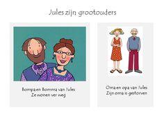 Jules zijn grootouders