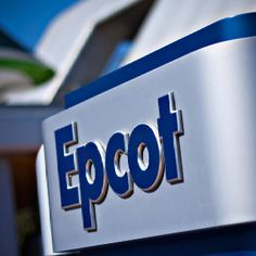 Epcot-  Experimental Prototype Community of Tomorrow!!