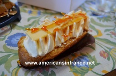 Here's one of the pastries I was telling Barbara Conelli about on her internet radio show - http://www.blogtalkradio.com/barbaraconelli/2013/06/16/the-irresistible-charm-of-burgundy-with-jeff-steiner