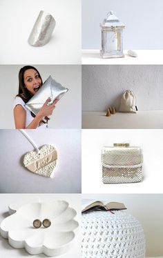 Winter finds - White Greetings! by Inese on Etsy--Pinned with TreasuryPin.com