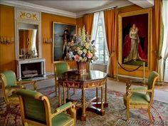 Eye For Design: The Interiors Of Chateau de Malmaison Board: Castles