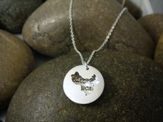 Custom Hand Stamped Sterling Silver CHINA Locket Necklace Perfect for Adopting Mothers. $60.00, via Etsy.