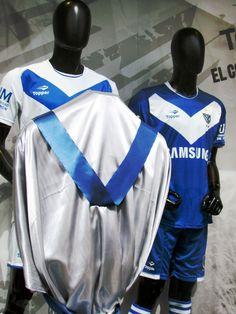 Presentación de la tercer camiseta de Vélez Sarsfield.