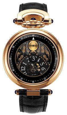 Agatha O   Bovet watches mmmmmmm