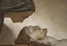La Pieta by Oleg Supereco Religious Pictures, Jesus Pictures, Religious Icons, Religious Art, Blessed Mother Mary, Blessed Virgin Mary, Mother Dearest, La Pieta, Tableaux Vivants