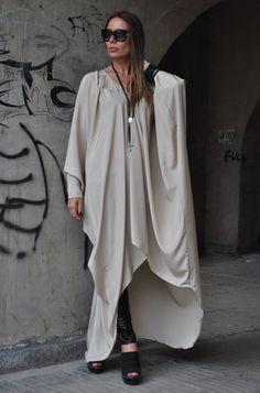 Hijab Style / Womens / Extravagant Long Kavtan/ by EUGfashion