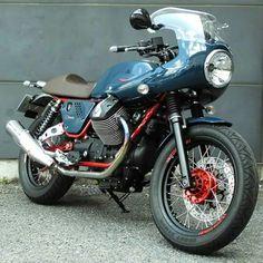 Moto Guzzi Record