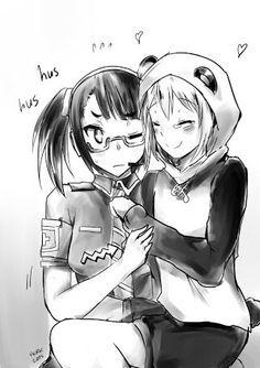 Ipo & panda chan