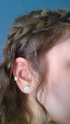 Pearl Wire Wrapped Ear Cuff Tutorial – Zounds Designs