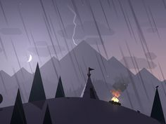 [edit] Available now on the App Store!  Introducing the debut teaser trailer for Alto's Adventure, an upcoming game for iOS I've been working on with Snowman! Take a peek at the dynamic weather &am...