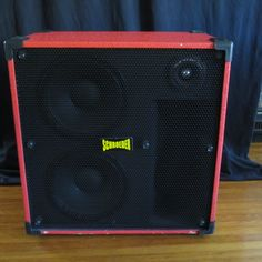 Ripping Aguilar bass rig! Tone Hammer 500 and two SL112 bass cabs ...