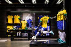 SPORTSWEAR STORES! Nike Ipanema store, Rio de Janeiro