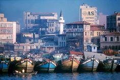 Karaköy - Fermeneciler / 1975