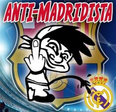 ANTI MADRIDISTA