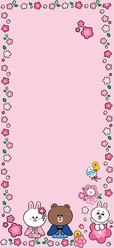 Doodle Drawings, Cute Drawings, Cony Brown, Vaporwave Wallpaper, Line Friends, Cute Cartoon Wallpapers, Sanrio, Aesthetic Anime, Doodles