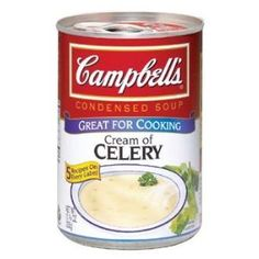 Cream of Celery, usi