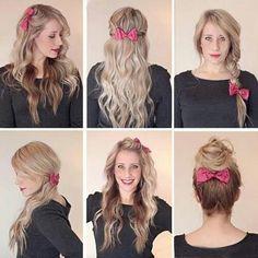 6 peinados