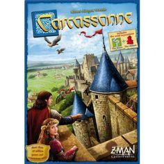 - $60 Games Chain CARCASONNE V2