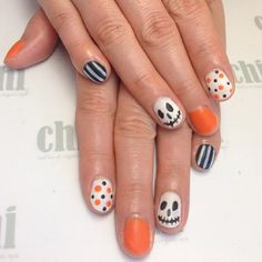 halloween  #nail #nails #nailart