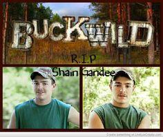 Buckwild R.I.P. Shain Gandee