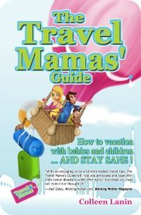 The Travel Mamas' Guide is THE book on how to travel with babies and children...and stay sane! Recommended by Working Mother Magazine, the Orlando Sentinel, the Calgary Herald, Babble and many popular family travel blogs---this book takes the worry out of family vacations so traveling parents and children can focus on fun.: