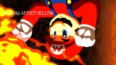Hot on His Tail Good lord do I hate animating fire…. Super Mario Art, Super Mario World, Super Mario Brothers, Video Games Funny, Funny Games, Mario Y Luigi, Nintendo Game, Pokemon, Gif Files