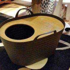 上から入る猫トイレ Uppifrån 【チョコレートブラウン】
