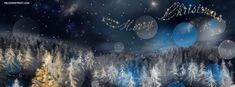 Looking for a high quality Merry Christmas Winter Forest Painting Facebook cover? You just found one! Make your Facebook timeline profile look awesome with a Merry Christmas Winter Forest Painting Facebook cover found only on FB Cover Street.