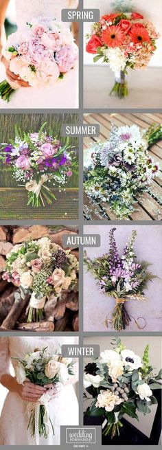 30 Prettiest Small Wedding Bouquets to Have and to Hold ❤ Small wedding bouquets are more comfortable for holding, it is not lock your stunning wedding dress. See more: http://www.weddingforward.com/small-wedding-bouquets/ #wedding #bouquets