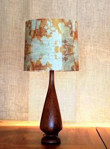 Custom Lamp Shades with any fabric you want!
