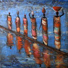 Michel RAUSCHER   Peintures - Huile sur toile - Sans titre-30x30 cm