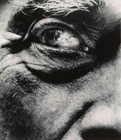Georges Braque, by Bill Brandt, 1960
