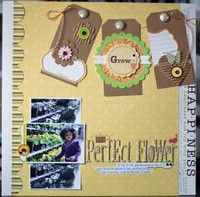 A Project by Cindy Liebel from our Scrapbooking Gallery originally submitted 03/08/11 at 08:19 AM