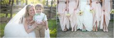 Blush Wedding - Ring Bearer - wMac Photography