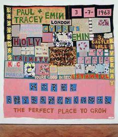 Tracey Emin - Hotel International